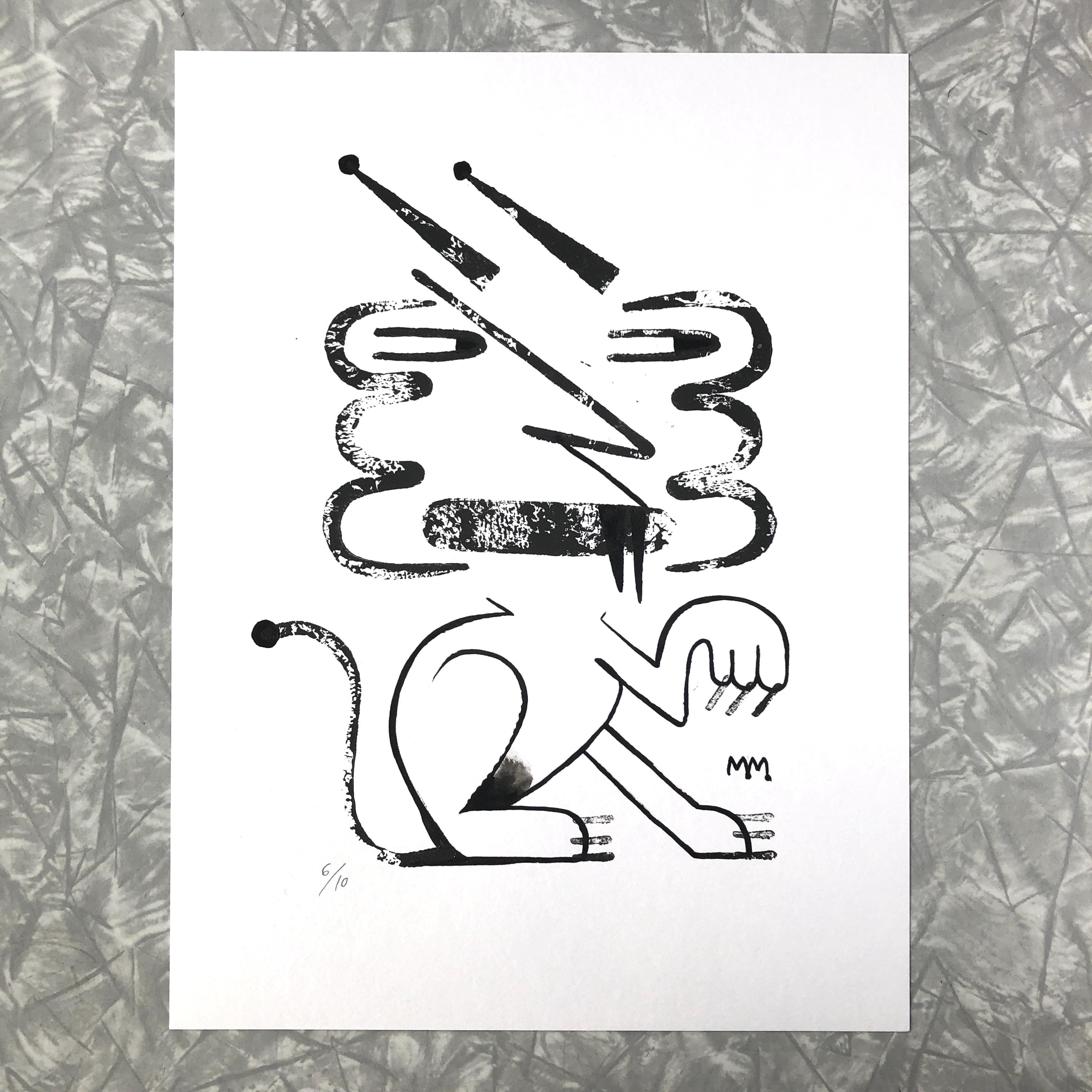 La bête 6/10